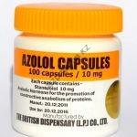 Azolol (Станозолол, Винстрол) British Dispensar 100 таблеток (1таб 10 мг)