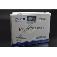 Mesterolone (Провирон) ZPHC 50 таблеток (1таб 50 мг)