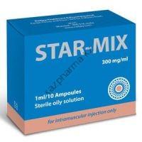 Стар-микс (oil) RADJAY 10 ампул по 1мл (1амп 300 мг)