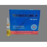 Тренболон А (oil) RADJAY 10 ампул по 1мл (1амп 100 мг)