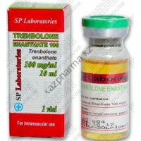 Trenbolone Enanthate 100 (Тренболон) SP Laboratories балон 10 мл (100 мг/1 мл)