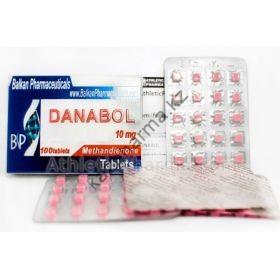 Данабол Balkanpharma Danabol 100 таб 10мг