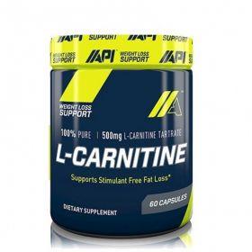 Жиросжигатель API- L-Carnitine 60 капсул