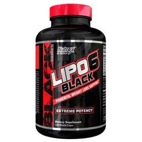 Жиросжигатель Nutrex Research Lipo-6 Black 120 капсул