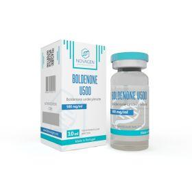 Болденон Novagen Boldenone U500 флакон 10 мл (1мл 500мг)