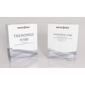 Параболан Swiss Med Trenomed H100 10 ампул (100мг/1мл)
