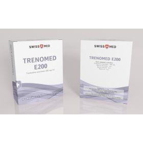 Тренболон энантат Swiss Med Trenomed E200 10 ампул (200 мг/1 мл)