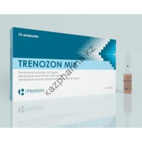 Три-Трен Horizon TRENOZON MIX 10 ампул (200мг/1мл)