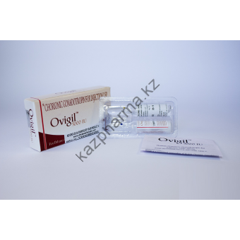 Гонадотропин Ovigil (1 ампула 1мг) 5000 Ед - Ереван