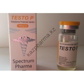 Тестостерон Пропионат Spectrum Pharma балон 10 мл (100 мг/1 мл) - Ереван