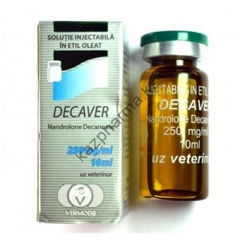 Decaver (Дека, Нандролон деканоат) Vermodje балон 10 мл (200 мг/1 мл) - Ереван