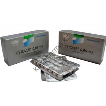 Cytover  VERMODJE 100 таблеток (1таб 50 мкг) - Ереван